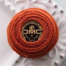 DMC - 301 DMC Koton Perle No:8