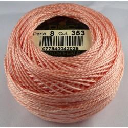 DMC - 353 DMC Koton Perle No:8