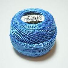 826 DMC Koton Perle No:8 - Thumbnail