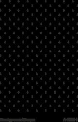- A45004 Background (Arka Plan) Stencil 20x30 cm.
