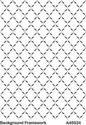 - A45024 Background (Arka Plan) Stencil 20x30 cm.