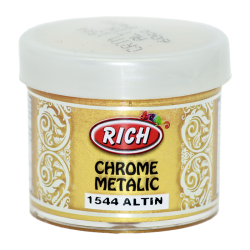 RICH - Chrome Metalik 1544 ALTIN