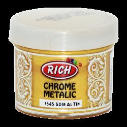 RICH - Chrome Metalik 1545 SOM ALTIN
