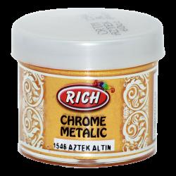 RICH - Chrome Metalik 1546 AZTEK ALTIN