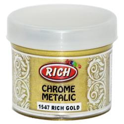 RICH - Chrome Metalik 1547 RICH GOLD