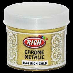 Chrome Metalik 1547 RICH GOLD - Thumbnail