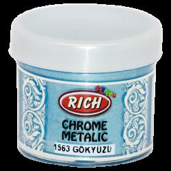 RICH - Chrome Metalik 1563 GÖKYÜZÜ