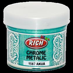 RICH - Chrome Metalik 1567 AKUA