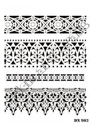 RICH - Rich Dantel Stencil DN903