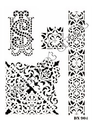 RICH - Rich Dantel Stencil DN904