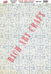 RICH - Rich Dekupaj Kağıdı 9427