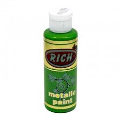 RICH - Rich Metalik Boya 756 FISTIK YEŞİLİ 130 cc