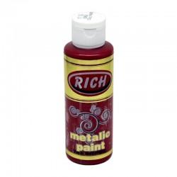 RICH - Rich Metalik Boya 762 BORDO 130 cc