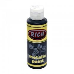 RICH - Rich Metalik Boya 770 SİYAH 130 cc