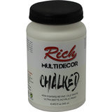 RICH - Rich MULTIDECOR CHALKED 250ml. 4504 ESKİMİŞ BEYAZ