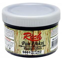 RICH - Rich Pas Efekti 5001 Siyah 160 cc