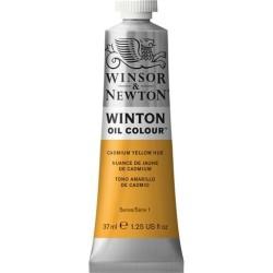Winsor&Nevton - Winton Yağlı Boya 109 Cadmium Yellow Hue (9) 37 ml