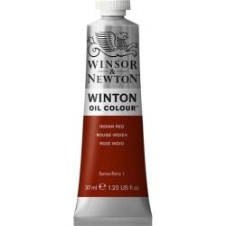 Winsor&Nevton - Winton Yağlı Boya 317 Indian Red (23) 37 ml