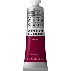 Winsor&Nevton - Winton Yağlı Boya 380 Magenta (28) 37 ml