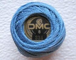 DMC - 334 DMC Koton Perle No:8