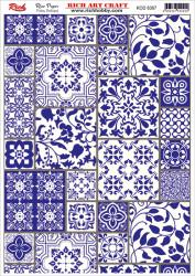 RICH - 8367 PİRİNÇ DEKUPAJ KAĞIDI (Rice Paper)