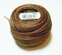 DMC - 898 DMC Koton Perle No:8