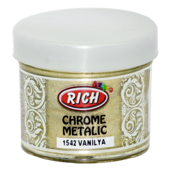 RICH - Chrome Metalik 1542 VANİLYA