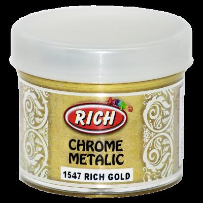 Chrome Metalik 1547 RICH GOLD