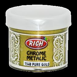 RICH - Chrome Metalik 1548 PURE GOLD