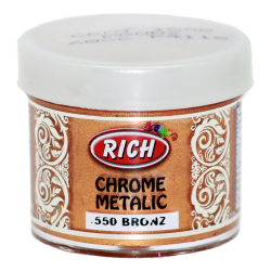 RICH - Chrome Metalik 1550 BRONZ