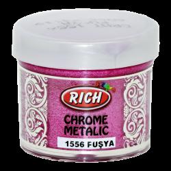 RICH - Chrome Metalik 1556 FUŞYA