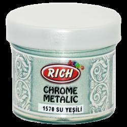 RICH - Chrome Metalik 1570 SU YEŞİLİ