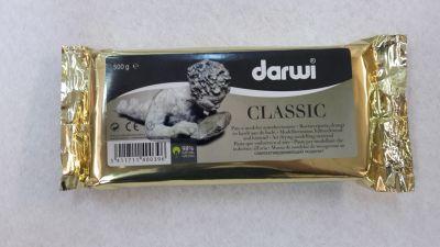 darwı CLASSIC 500 gr. BEYAZ Hamur