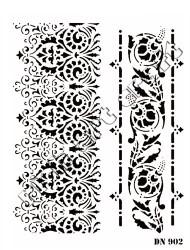 RICH - Rich Dantel Stencil DN902