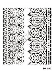 RICH - Rich Dantel Stencil DN907