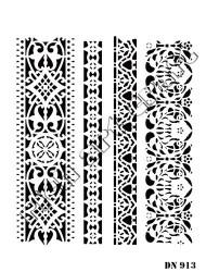 RICH - Rich Dantel Stencil DN913
