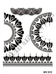 RICH - Rich Dantel Stencil DN922