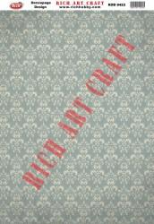 RICH - Rich Dekupaj Kağıdı 9423