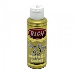 Rich Metalik Boya 724 KLASİK ALTIN 120 cc - Thumbnail