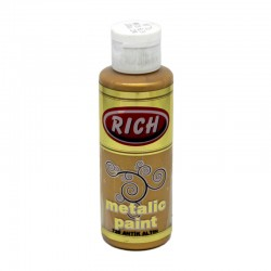 RICH - Rich Metalik Boya 726 ANTİK ALTIN 130 cc