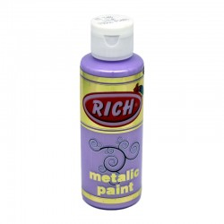 RICH - Rich Metalik Boya 748 LİLA 130 cc
