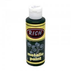 RICH - Rich Metalik Boya 758 YAĞ YEŞİLİ 120 cc