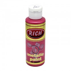 RICH - Rich Metalik Boya 761 PEMBE 120 cc
