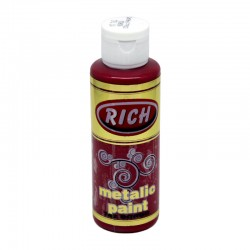 RICH - Rich Metalik Boya 762 BORDO 130 cc