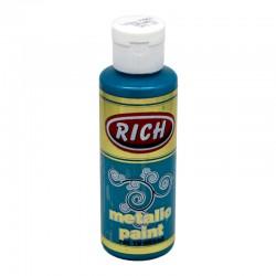 RICH - Rich Metalik Boya 768 TURKUAZ 120 cc