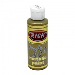 RICH - Rich Metalik Boya 772 KOYU ALTIN 120 cc