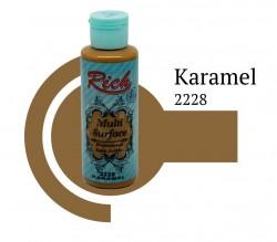 RICH - Rich Multi Surface 120 cc 2228 Karamel