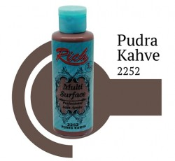 RICH - Rich Multi Surface 130 cc 2252 Pudra Kahve