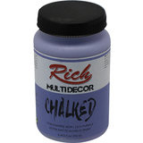 RICH - Rich MULTIDECOR CHALKED 250ml. 4536 ESKİMİŞ MOR