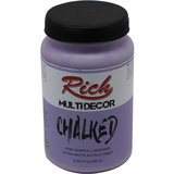 RICH - Rich MULTIDECOR CHALKED 250ml. 4538 LAVANTA